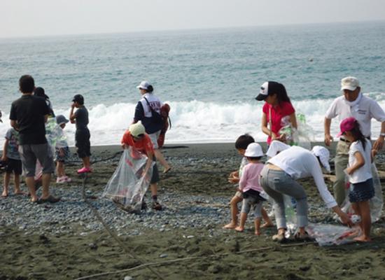 20110607いそっこ海の教室-地曳網02