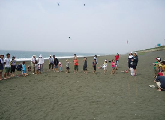 20110607いそっこ海の教室-地曳網06