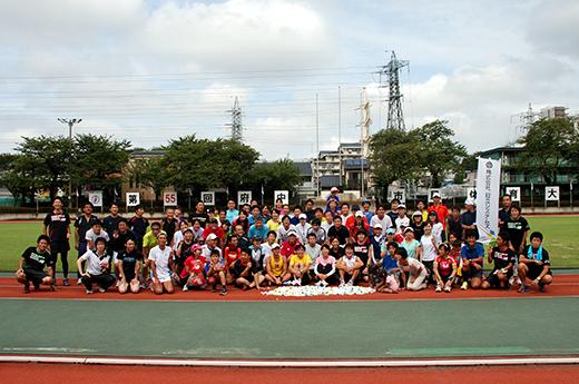 日立システムズランニング教室&お楽しみリレー大会001