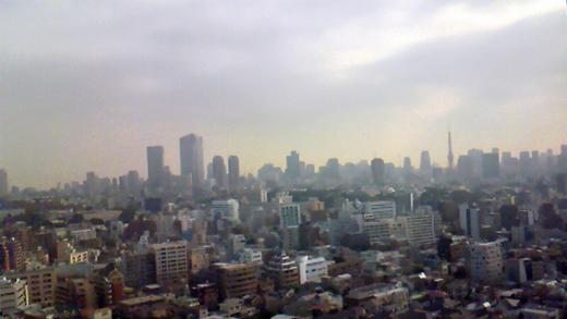 20100826朝の都心